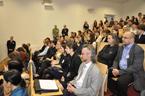 SVK PřF OU 2013 - Registrace, zahájení SVK a raut
