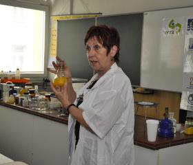 Chemické odpoledne s vyhlášením výsledků soutěže pro chemické nadšence