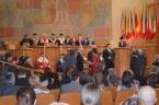 Prezident republiky jmenoval doc. Malachovou z katedry biologie a ekologie PřF OU profesorkou pro obor ochrana životního prostředí. (2/3)