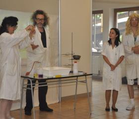 Chemie na hradě 2013