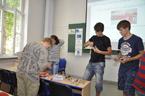 Přírodní vědy na tradiční letní prázdninové škole opět bodovaly (14/164)