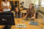 Přírodní vědy na tradiční letní prázdninové škole opět bodovaly (36/164)