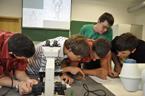 Přírodní vědy na tradiční letní prázdninové škole opět bodovaly (60/164)