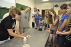 Přírodní vědy na tradiční letní prázdninové škole opět bodovaly (65/164)