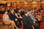 Promoce absolventů PřF OU - říjen 2013