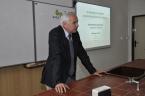 Setkání s osobností - didaktik chemie prof. Miroslav Prokša