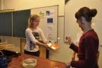 Experimenty v chemii