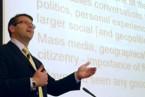 Klaus Dodds - přednáška