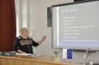 Přednáška pro studenty učitelství chemie