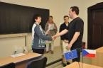 Závěrečné vyhodnocení projektu absolventi studia vybraných předmětů oboru Aplikovaná informatika