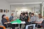 SKV PřF OU 2014 - registrace, zahájení SVK a raut (10/28)