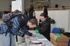 SKV PřF OU 2014 - registrace, zahájení SVK a raut (15/28)