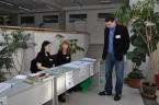 SKV PřF OU 2014 - registrace, zahájení SVK a raut (4/28)