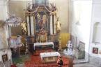 Martínkovice - interiér kostela (14/22)