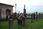 Vižňov, hřbitov