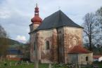 Heřmánkovice, kostel Všech svatých