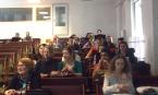 Publikum v očekávání