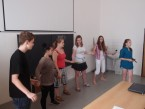 Červnový seminář pro učitele ruštiny<br>Copyright: Bc. Libor Mikoláš