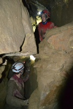 Objev nové jeskyně v Beskydech