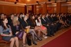 Imatrikulace prváků Přírodovědecké fakulty OU - září 2014