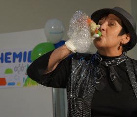 Noc vědců slavila úspěch! Copyright: Ostravská univerzita v Ostravě, foto: Johanka Habiballa