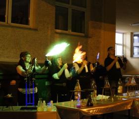 Noc vědců slavila úspěch! <br>Copyright: Ostravská univerzita v Ostravě, foto: Hashim Habiballa