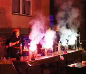 Noc vědců slavila úspěch! Copyright: Ostravská univerzita v Ostravě, foto: Hashim Habiballa