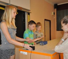 exkurze ZŠ Prima školy Ostrava na ZŠ Orlová