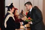 Promoce absolventů PřF OU - říjen 2014