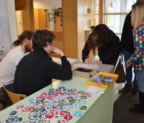 Dny otevřených dveří na Přírodovědecké fakultě 2015