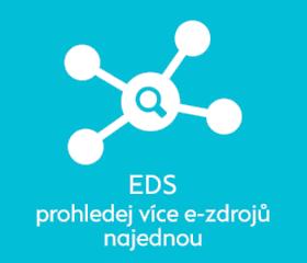 EDS - prohledej více e-zdrojů najednou