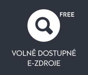 Volně dostupné e-zdroje