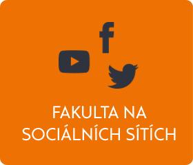 PdF - sociální sítě