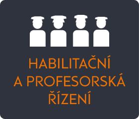 PdF - habilitační a profesorská řízení
