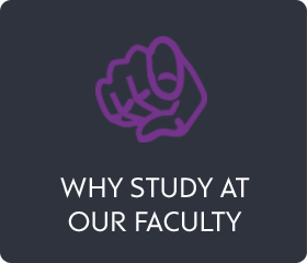 Why study at our faculty