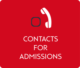 Contact for admissions