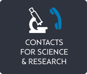 Contact for science and research