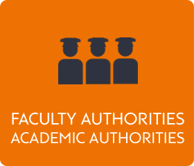 Faculty authorities, academic authorities