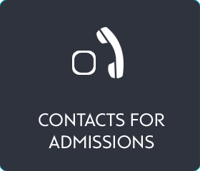 Contacts for admissions
