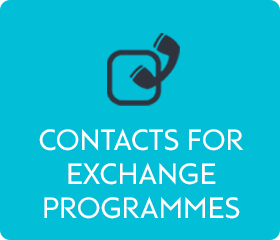 Contacts for Exchange programmes