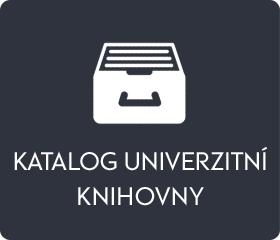 Katalog Univerzitní knihovny