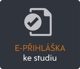 E-přihláška PdF - šedá