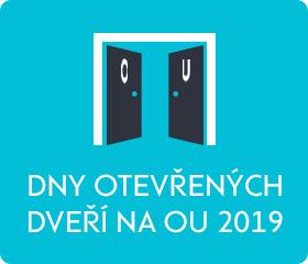 Dny otevřených dveří na OU 2019