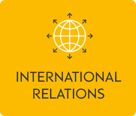 FSS - international relations - žlutá