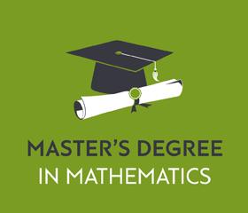 Master degree in matematics