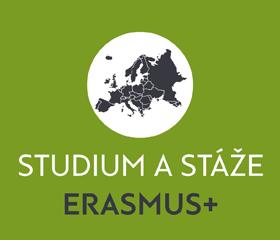 Studium a Stáže Erasmus+
