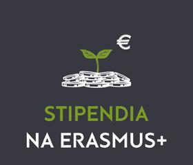 Stipendia nazahraniční mobility
