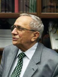 Prof.Jiří Svoboda – první ředitel Ústavu proregionální studia