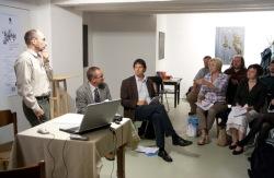 Z prostorového sympozia Krajina vroce 2012