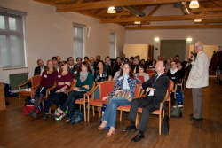 Z konference Valašsko – historie akultura veValašském muzeu vpřírodě vRožnově pod Radhoštěm
